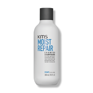 KMS Moist Repair Shampoo 300ml-KMS-Beautopia Hair & Beauty