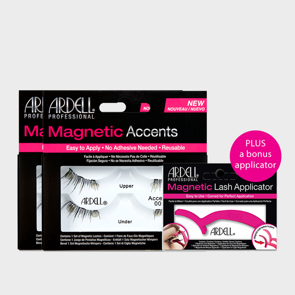 Ardell Magnetic Lashes - 2 Pack with Applicator