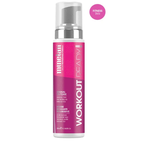 Mine Tan Workout Ready Gradual Tan Foam 300ml