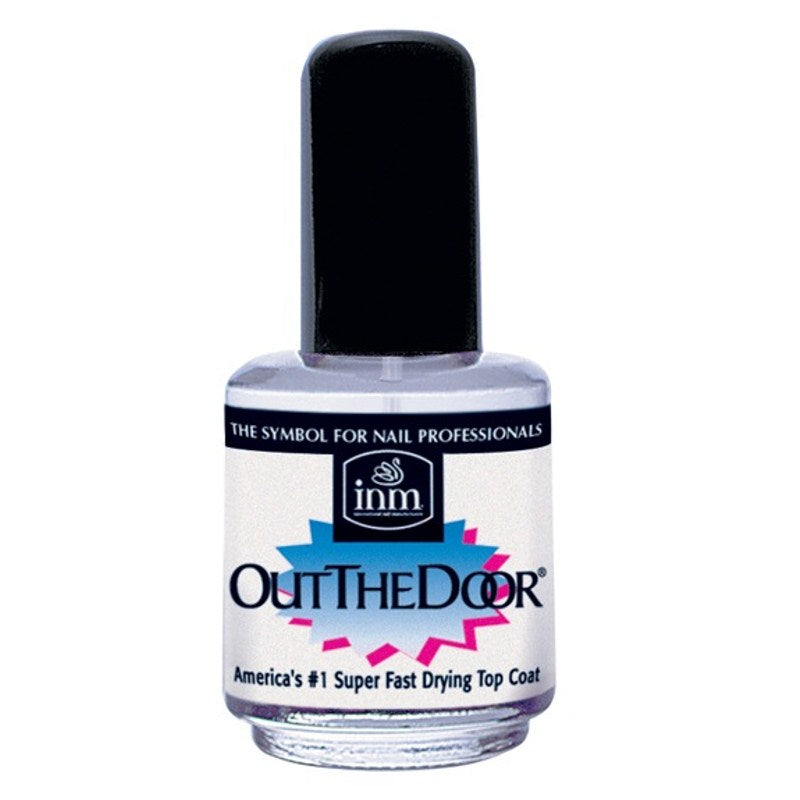 INM Out the Door Fast Dry Top Coat 15ml
