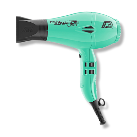 Parlux Advance Light Ionic & Ceramic Dryer - Aqua-Parlux-Beautopia Hair & Beauty