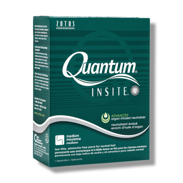 Quantum Insite Normal Alkaline Perm-Zotos Professional-Beautopia Hair & Beauty