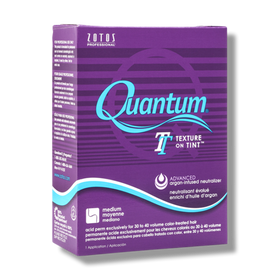 Quantum Texture on Tint Perm-Zotos Professional-Beautopia Hair & Beauty