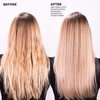 Redken Color Extend Blondage Color Depositing Shampoo-Redken-Beautopia Hair & Beauty