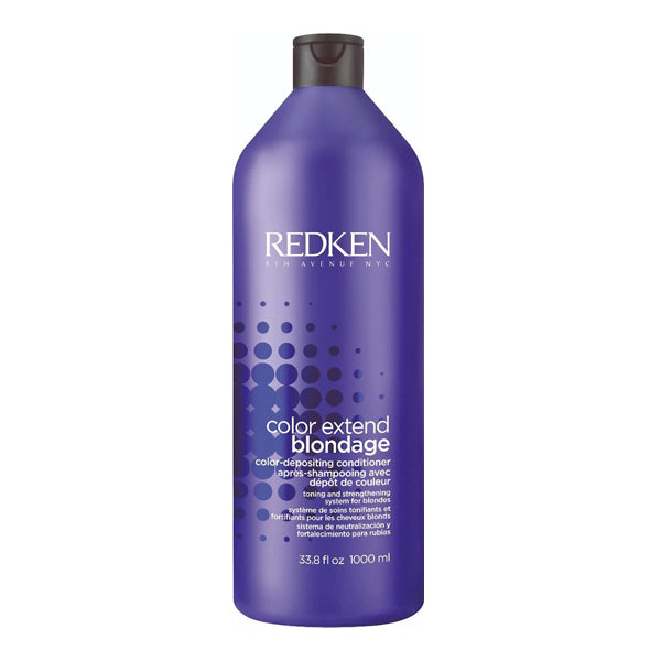 Redken Color Extend Blondage Color Depositing Conditioner 1L