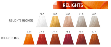 Wella Color Touch Relights