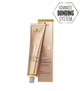 Schwarzkopf Blondme Bond Enforcing Blonde Hi-Lighting - Warm Gold-Schwarzkopf Professional-Beautopia Hair & Beauty