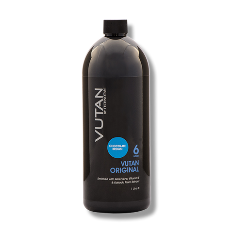 VuTan by TechnoTan Original (6hr) – Choc Brown – 1Litre-TechnoTan-Beautopia Hair & Beauty