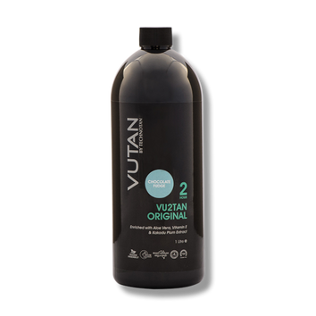 VuTan by TechnoTan Vu2Tan (2hr) – Chocolate Fudge – 1Litre-TechnoTan-Beautopia Hair & Beauty