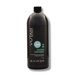 VuTan by TechnoTan Vu2Tan (2hr) – Ebony – 1Litre-TechnoTan-Beautopia Hair & Beauty