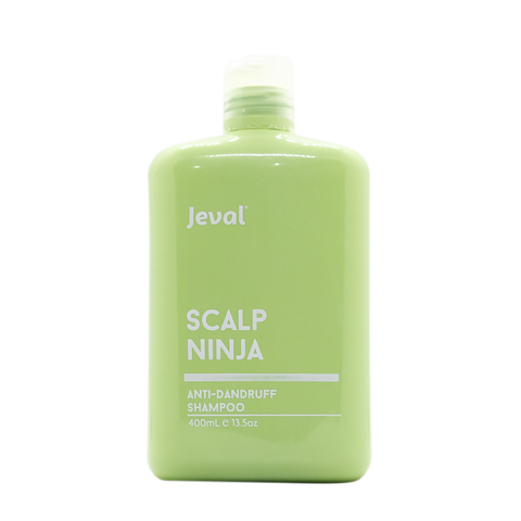 Jeval Scalp Ninja Anti-Dandruff Shampoo 400ml