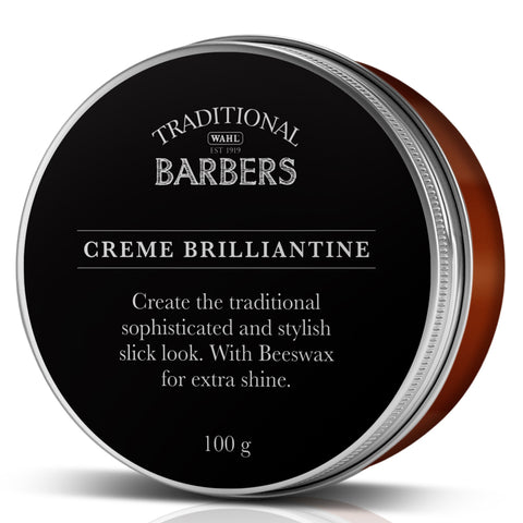 Wahl Traditional Barbers Creme Brilliantine 100g