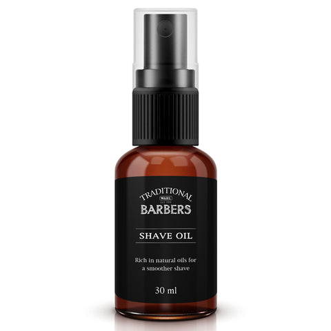Wahl Traditional Barbers Shave Oil 30ml