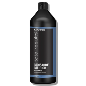 Matrix Total Results Moisture Me Rich Conditioner 1 Litre - Beautopia Hair & Beauty