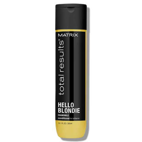 Matrix Total Results Hello Blondie Conditioner 300ml-Matrix-Beautopia Hair & Beauty