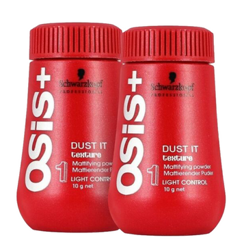 Schwarzkopf Osis Dust It 10g Twin Pack