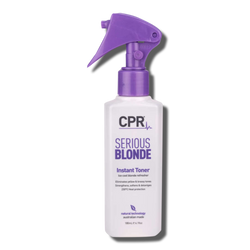 Vitafive CPR Serious Blonde Instant Toner 180ml-VitaFive-Beautopia Hair & Beauty