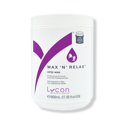 LYCON Strip Wax Wax 'N Relax - 800ml-Lycon-Beautopia Hair & Beauty