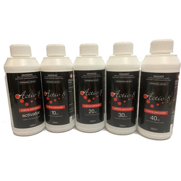 Activ8 Creme Peroxide 10 vol (3%) 250ml