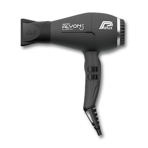 Parlux Alyon Ionizer 2250W Tech Dryer - Matte Black-Parlux-Beautopia Hair & Beauty