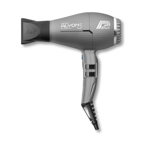 Parlux Alyon Ionizer 2250W Tech Dryer - Graphite-Parlux-Beautopia Hair & Beauty