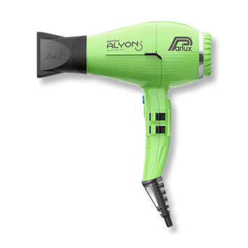 Parlux Alyon Ionizer 2250W Tech Dryer - Green-Parlux-Beautopia Hair & Beauty
