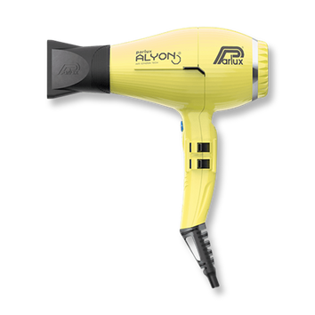Parlux Alyon Ionizer 2250W Tech Dryer - Yellow-Parlux-Beautopia Hair & Beauty