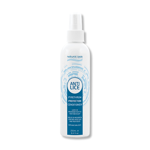 Natural Look Anti Lice Pyrethrum Leave In Conditioner - 250ml-Natural Look-Beautopia Hair & Beauty