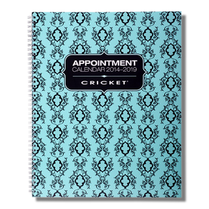 Cricket Appointment Book 4-8 Column-Cricket-Beautopia Hair & Beauty