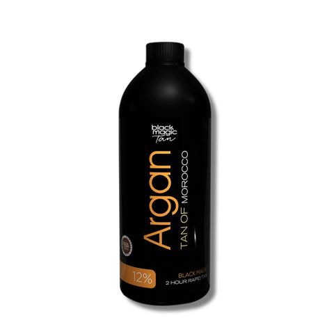 Black Magic Argan Tan of Morocco 12% 1L