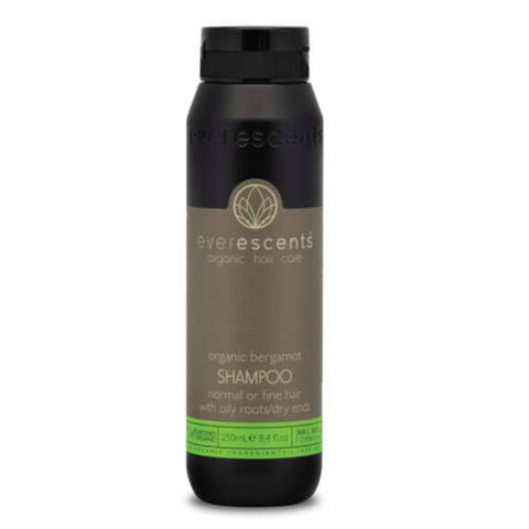 Everescents Organic Bergamont Shampoo 250ml - Beautopia Hair & Beauty