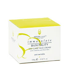 Natural Look Immaculate Biovitality Day Cream 100g