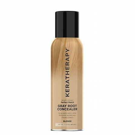 Keratherapy Perfect Match Root Concealer Blonde 118ml-Keratherapy-Beautopia Hair & Beauty