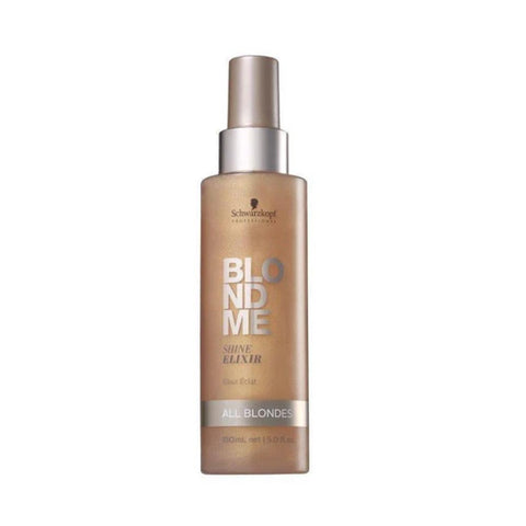 Schwarzkopf BlondMe Shine Elixir Spray Conditioner 150ml - All Blondes