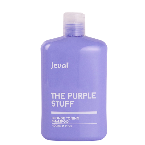 Jeval The Purple Stuff Blonde Shampoo 400ML