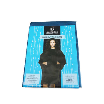 Santorini hair cutting cape - Beautopia Hair & Beauty