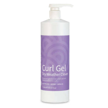 Clever Curl Dry Weather Gel 450ml - Beautopia Hair & Beauty