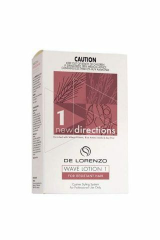 De Lorenzo New Directions Waving Lotion 1 for Resistant Hair 100ml