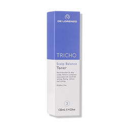 De Lorenzo Tricho Series Scalp Balance Toner - 125ml-De Lorenzo-Beautopia Hair & Beauty