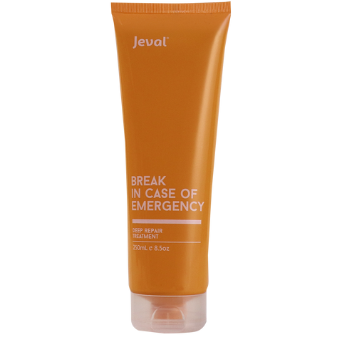 Jeval Break In Case Of An Emergency Deep Repair Treatment 250ml - Beautopia Hair & Beauty