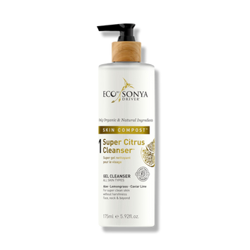 Eco by Sonya Driver Organic Super Citrus Cleanser 175ml-Eco Tan-Beautopia Hair & Beauty