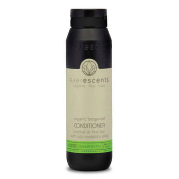 Everescents Organic Bergamont Conditioner 250ml - Beautopia Hair & Beauty