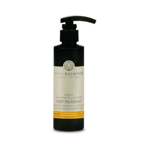 Everescents Cinnamon & Patchouli Deep Treatment 235ml - Beautopia Hair & Beauty