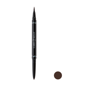 Garbo & Kelly Femme Fatale Dual Eyeliner Brown