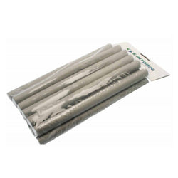 Santorini Flexible Rollers Medium - Grey 18mm - 18pk