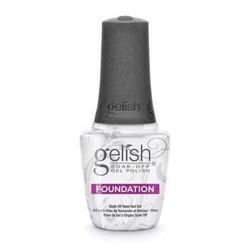 Gelish Soak Off Gel Polish Foundation Base Gel