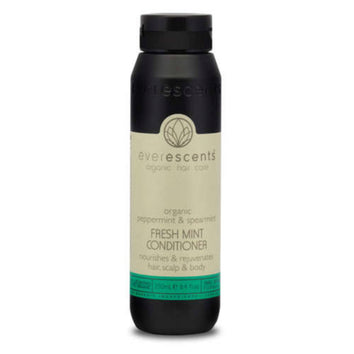 Everescents Organic Fresh Mint Conditioner 250ml - Beautopia Hair & Beauty