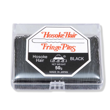 "555 Hosoke Fringe Pins 2"" Black - Beautopia Hair & Beauty"
