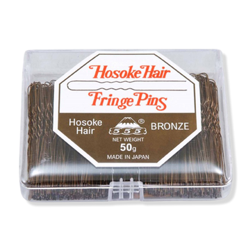 "555 Hosoke Fringe Pins 2"" Bronze - Beautopia Hair & Beauty"