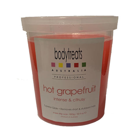 Bodytreats Strip Wax 850g - Hot Grapefruit